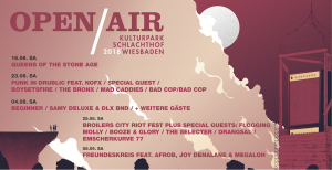 Schlachthof Open Air 2018